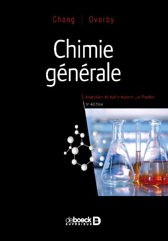 Chimie Generale (5e Edition)