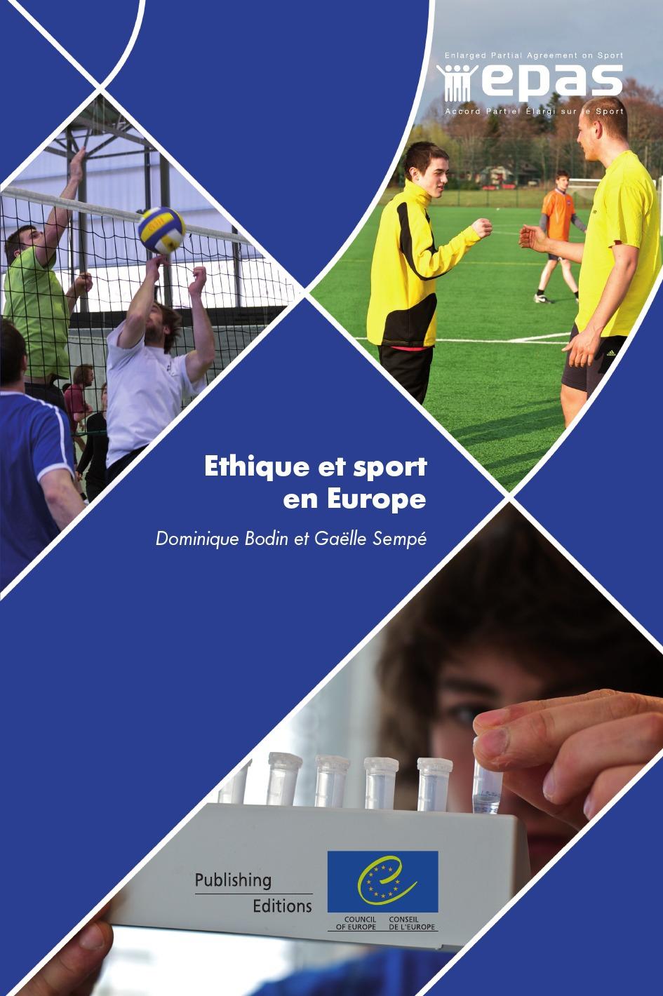 éthique et sport en Europe 2011