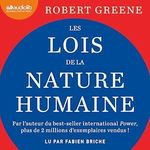 Vente AudioBook : Les lois de la nature humaine  - Robert Greene