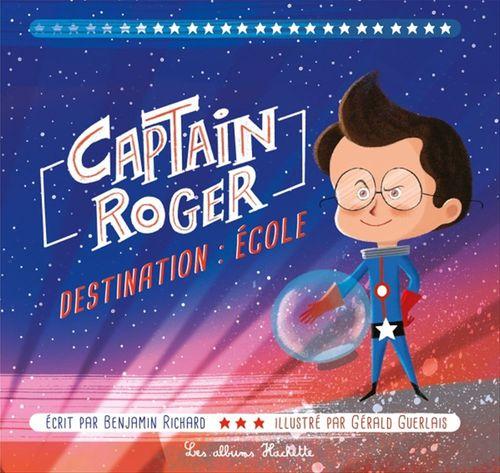 Captain Roger ; mission espace