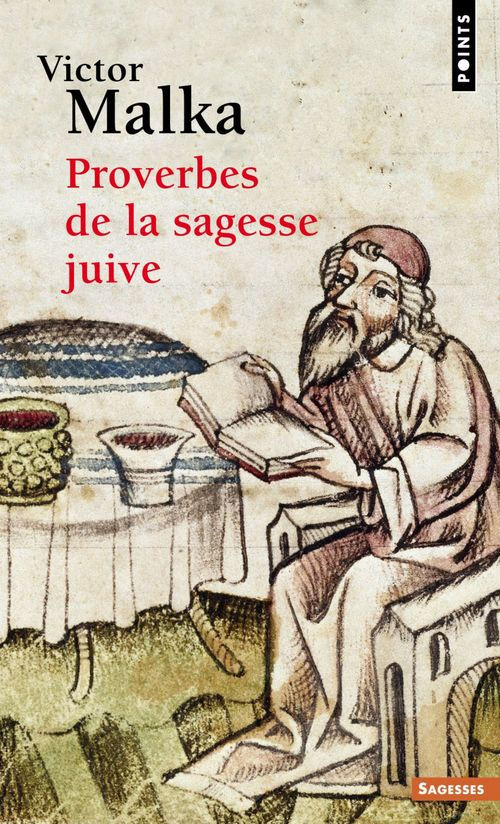 Vente EBooks : Proverbes de la sagesse juive  - Victor Malka