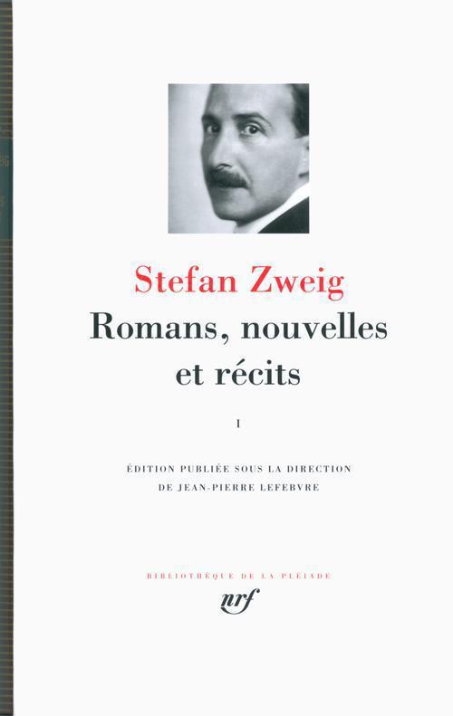 Romans, Nouvelles Et Recits T.1