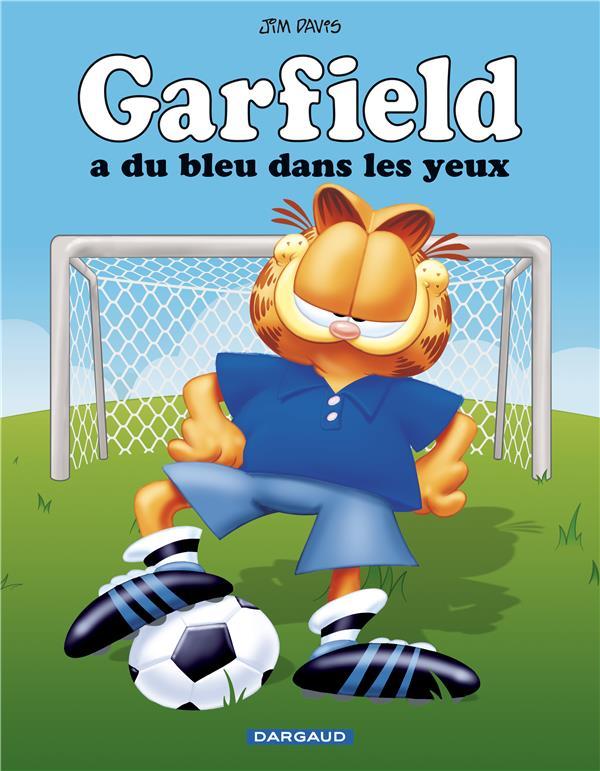 Garfield T.71 ; Garfield a du bleu dans les yeux !