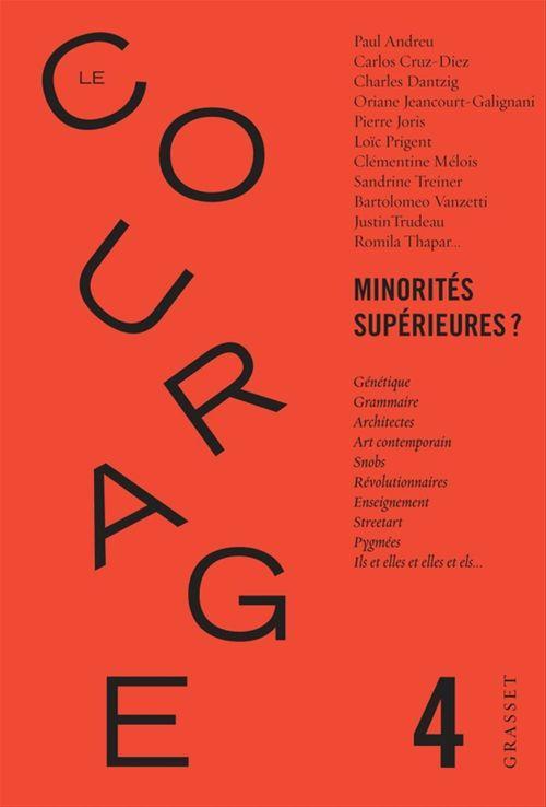 Le Courage nº4 / Minorités supérieures ?