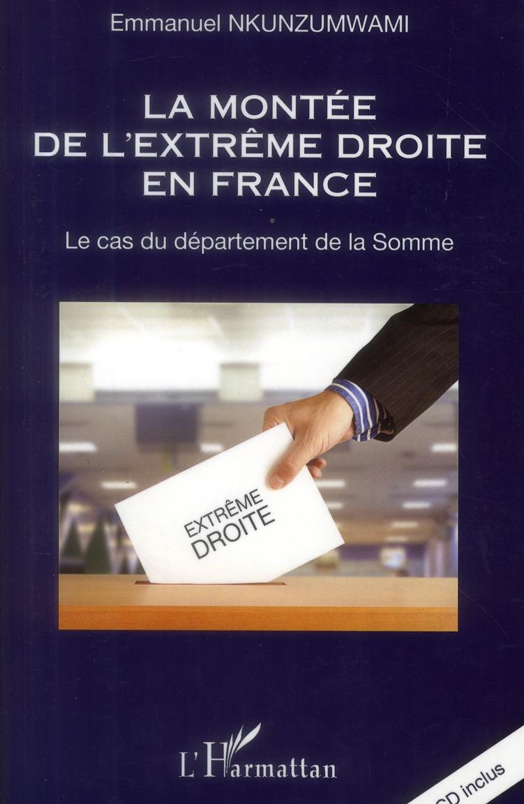 La montée de l'extrême droite en France ; le cas du département de la Somme