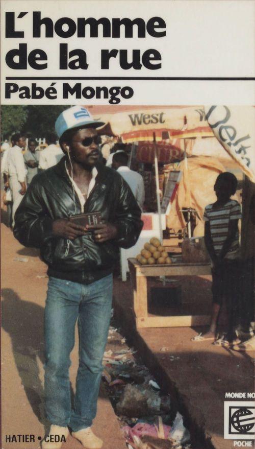 Monde noir poche, l'homme de la rue (roman)