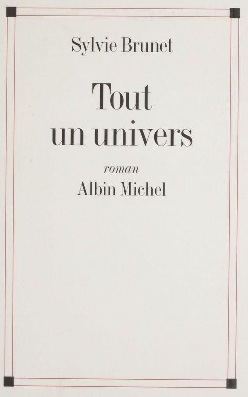Tout un univers