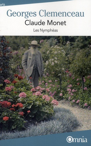 Claude monet ; les nymphéas