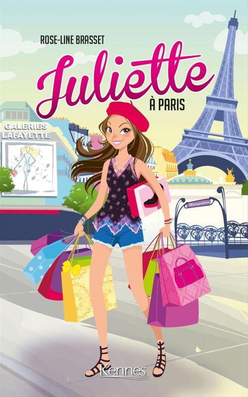 Juliette T.5 ; Juliette à Paris