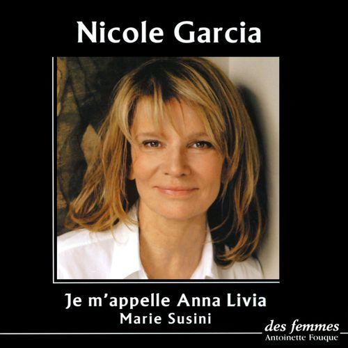 Je m'appelle Anna Livia