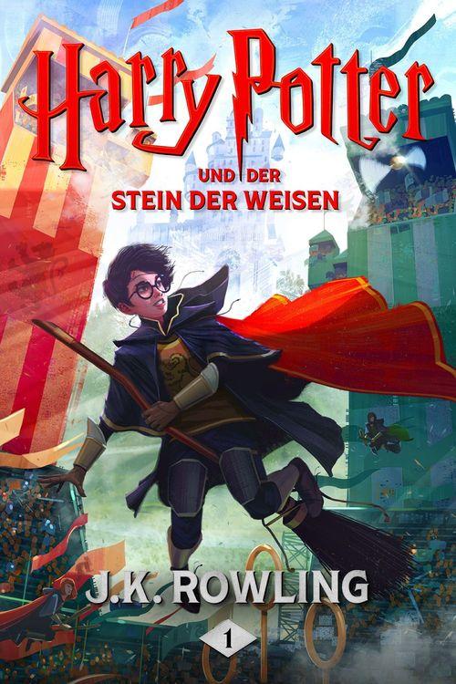 Harry Potter und der stein der weisen t.1