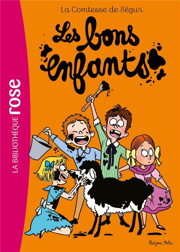 LA COMTESSE DE SEGUR - T06 - LA COMTESSE DE SEGUR 06 NED - LES BONS ENFANTS