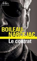 Vente Livre Numérique : Le contrat  - Boileau-Narcejac