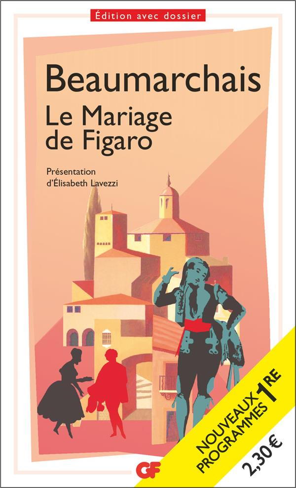 Le mariage de Figaro
