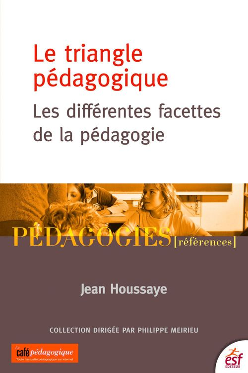 Le triangle pédagogique ; les différentes facettes de la pédagogie