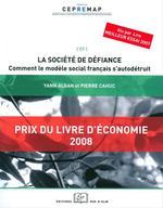 Vente Livre Numérique : La société de défiance : comment le modèle social français s'autodétruit  - Yann Algan - Pierre Cahuc