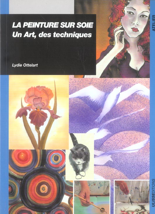 Peinture Sur Soie Un Art Des Techniques
