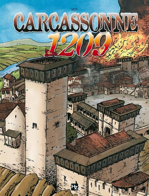 l'épopée cathare ; Carcassonne