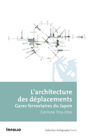 L'architecture des déplacements ; gares ferroviaires du Japon