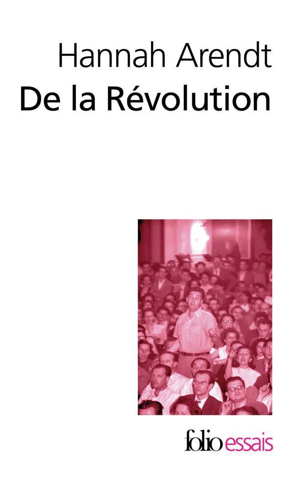 De la Révolution