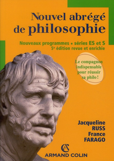 Nouvel Abrege De Philosophie ; Series Es, S (5e Edition)