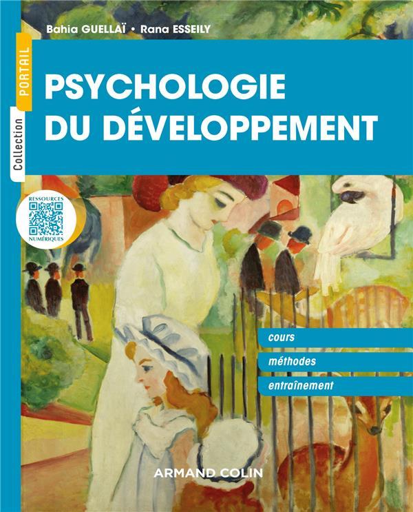 Psychologie du développement ; du bébé à l'adolescent
