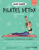Vente Livre Numérique : Mon cahier Pilates détox  - Floriane LIMONNIER