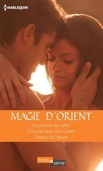 Vente Livre Numérique : Magie d'Orient  - Kim Lawrence - Jennifer Lewis - Braun Jackie