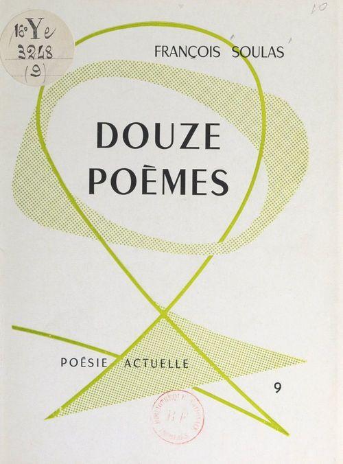 Douze poèmes