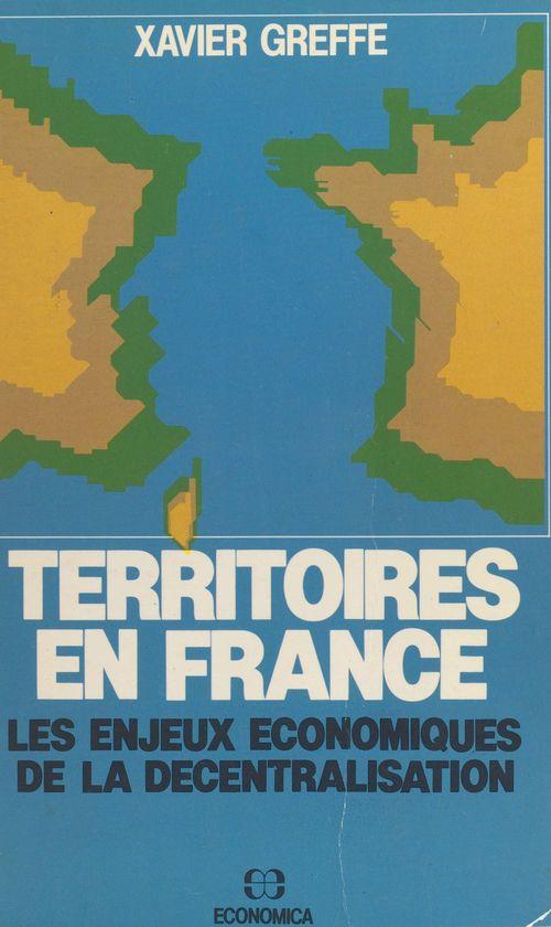 territoires en france