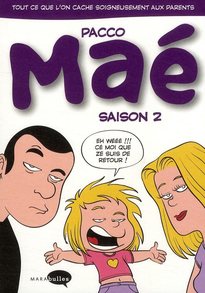 La Bd De Mae Saison 2