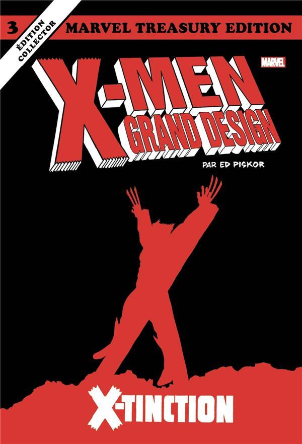 X-Men - grand design T.3 ; x-tinction