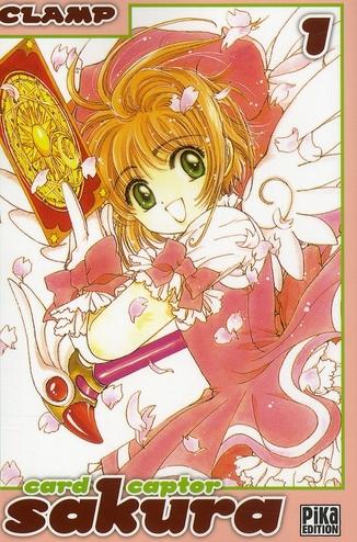 Card Captor Sakura T.1 Et T.2