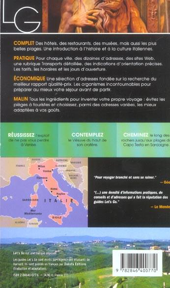 Italie (édition 2004)