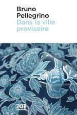 Vente EBooks : Dans la ville provisoire  - Bruno PELLEGRINO