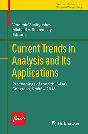 Current Trends in Analysis and Its Applications