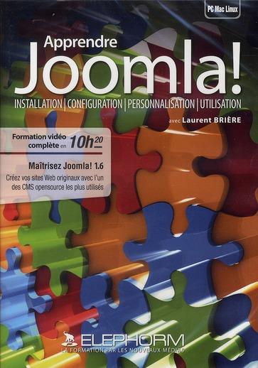 Apprendre Joomla ; Maitrisez Joomla 1.6.