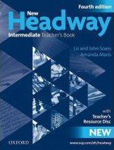 new headway, 4th edition intermediate: teacher's book and resource disk pack