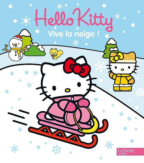 Hello Kitty ; Vive La Neige !
