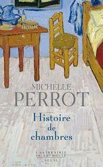 Vente EBooks : Histoire de chambres - Prix Femina essai 2009  - Michelle Perrot