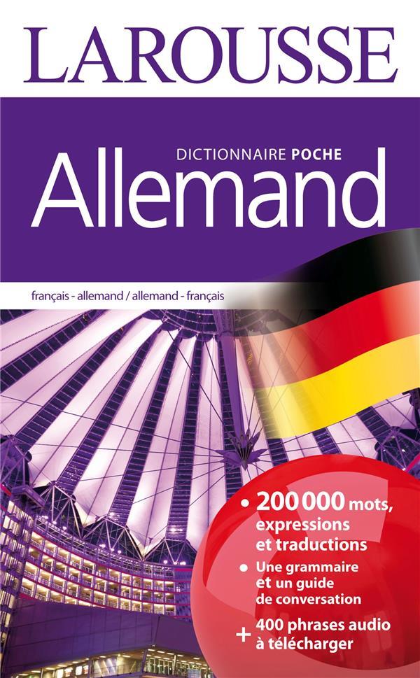 Allemand ; français-allemand / allemand-français