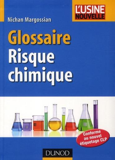 Glossaire Risque Chimique