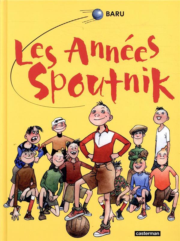 Les années Spoutnik ; INTEGRALE T.1 A T.4