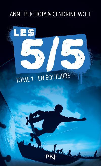 LES 55 T.1  -  EN EQUILIBRE
