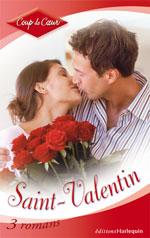 L'amant de l'hiver ; surprise à la saint-valentin ; un homme très amoureux