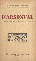 D'Arsonval  - Louis Chauvois