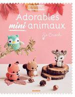 Vente Livre Numérique : Adorables mini animaux  - Marie Clesse