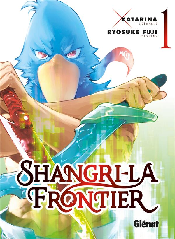 Shangri-La Frontier t.1