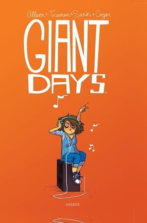 Giant Days T2
