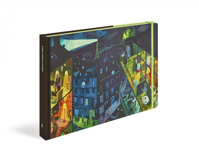 Travel book Paris